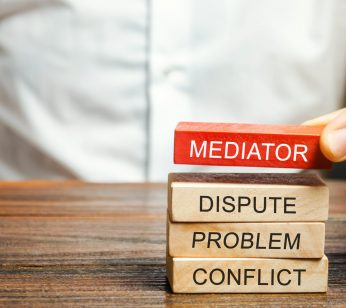 Mediator, dispute, problem, conflict